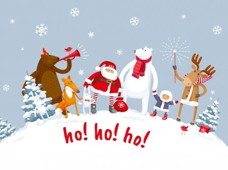 Muchomorki przygotowują salę do zabawy z Mikołajem :)
